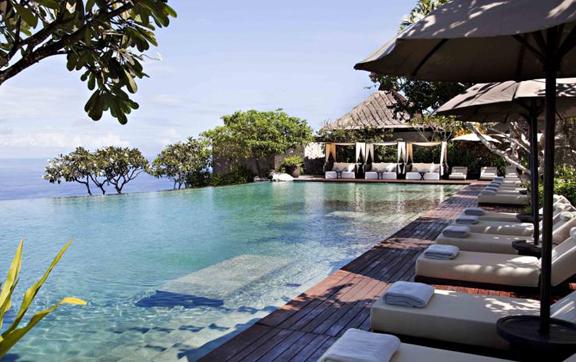 Bulgari Bali Pool