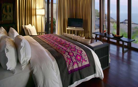 Bulgari Resort Bali, Ocean Villa room