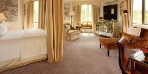 The Dorchester London, Dorchester Suites