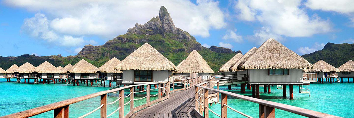 Paradise is within reach at Le Meridien Bora Bora
