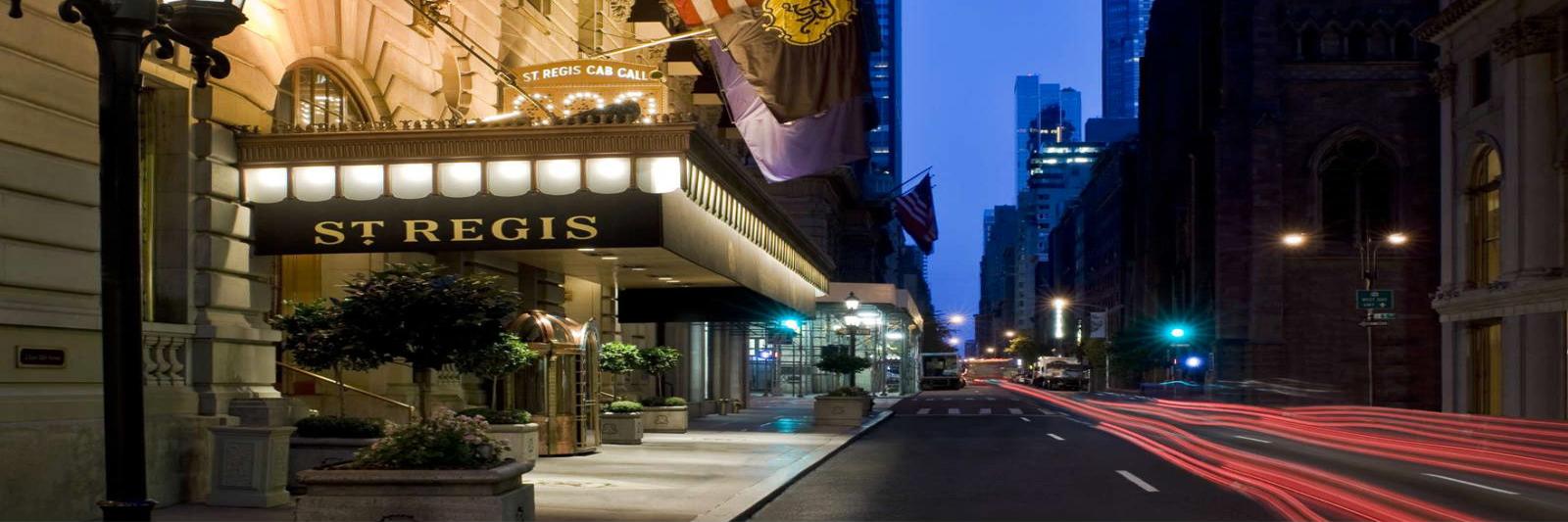 The St. Regis New York