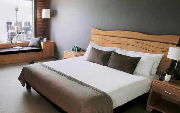 Deluxe Room at Astral Towers and Residences