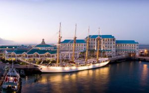 Table Bay Hotel, Cape Town, South Africa, exterior