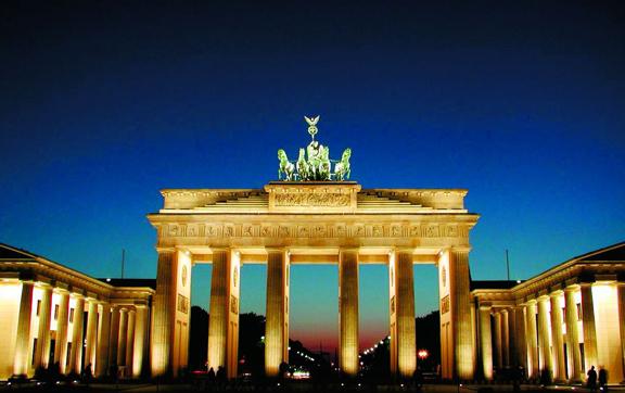 brandenberg-gate-berlin, ritz carlton berlin