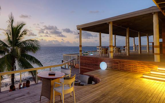 The Rocks Bar Vomo Island Resort Fiji