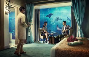 Underwater Suites at Atlantis the Palm