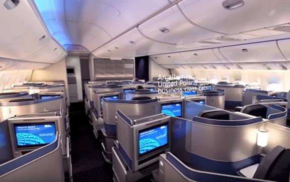 United Polaris Business Class Rollout Commences