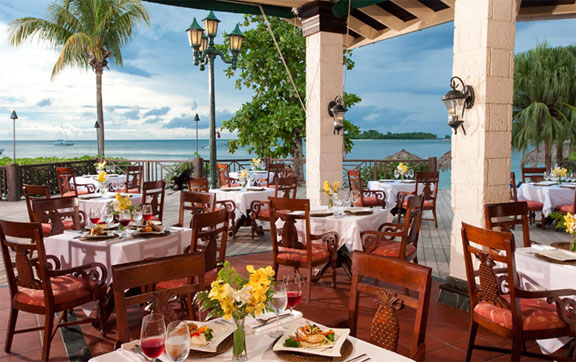 Sandals Negril-Restaurant