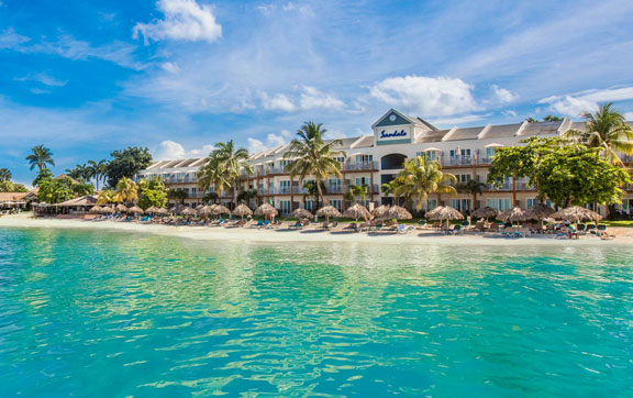 Sandals Negril-outside