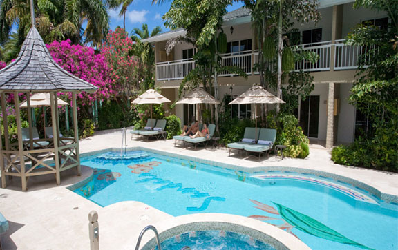 Caribbean Grande Luxe Poolside Room
