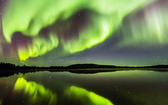 kakslauttanen-arcitc-northern-lights