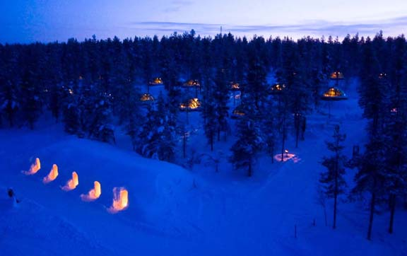 snow-igloos