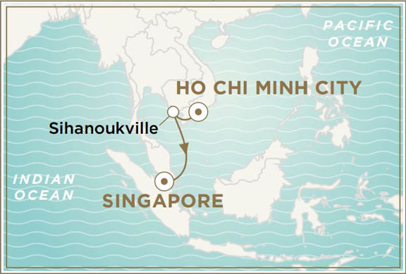 ho-chi-minh-to-syndey-crystal-cruises-sojourn