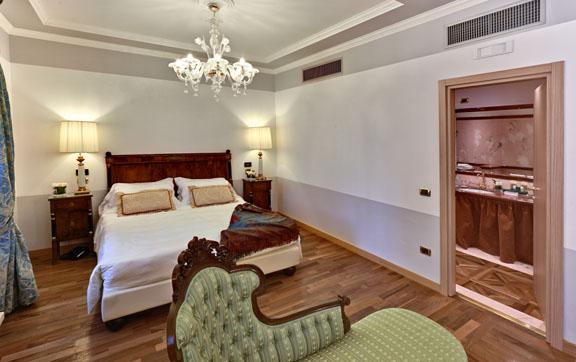 Due Torri Hotel Presidential Suite