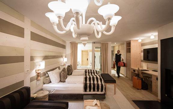 Hotel Rosa Alpina Alta Badia Room2