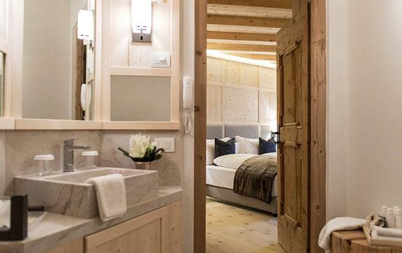 Hotel Rosa Alpina Alta Badia Room3