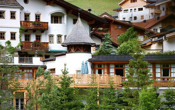 Hotel Rosa Alpina Alta Badia