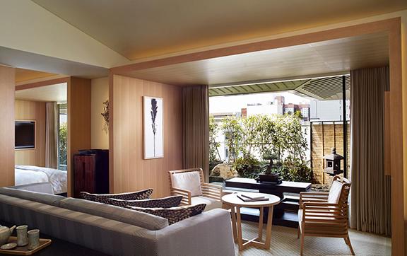 Garden Suite_Livingroom