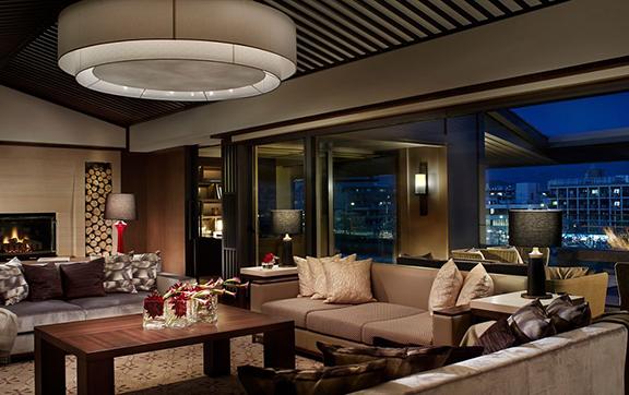 The Ritz-Carlton Suite_Livingroom