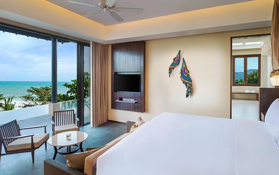 Vana Belle Koh Samui-Ocean-View-Pool-Suite