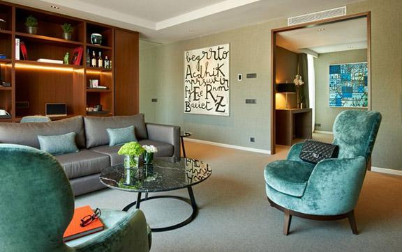 9 Penthouse-Suite