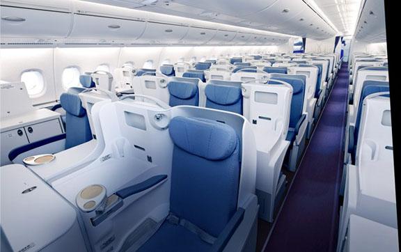 china-southern-business-class-seat