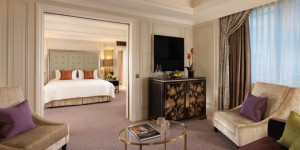 The Deanery Suite, the Dorchester, London