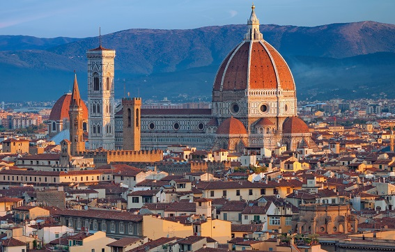 Visit Florence and see the Duomo with Abercrombie & Kent