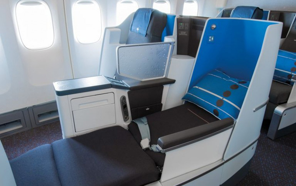 klm-business-class-bed