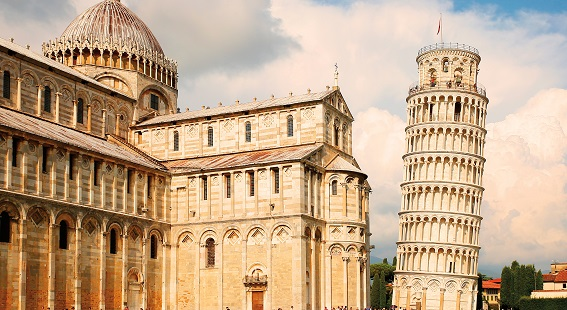 See the Leaning Tower of Pisa with Abercrombie & Kent
