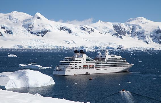 Seabourn Discoveries of Alaska