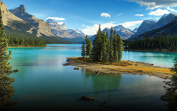 Best-of-the-Canadian-Rockies-with-Tauck-Tour-View-of-Scenery
