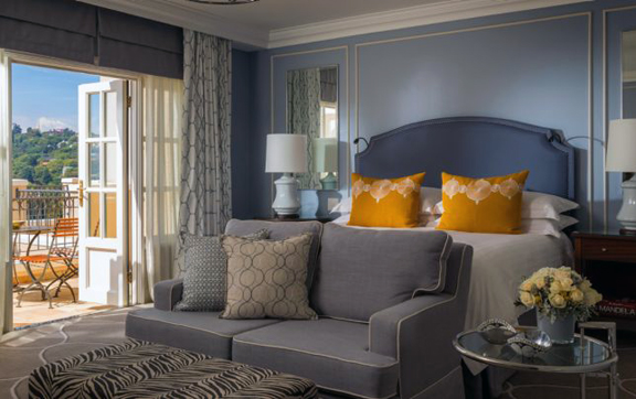 Four-Seasons-Johannesburg-South-Africa-Suite-Bedroom-View