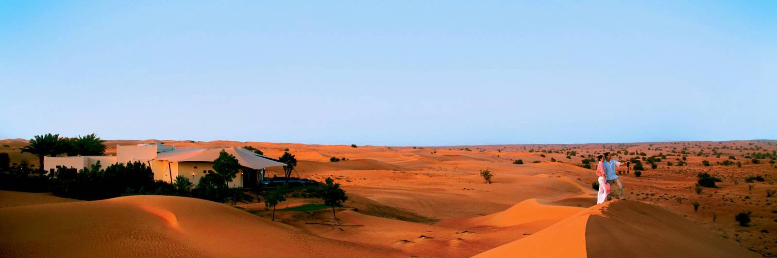 al-maha-desert-resort-and-spa-view