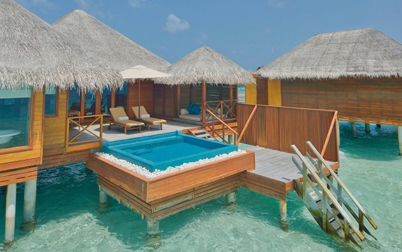 huvafen_fushi-Lagoon Bungalow with Pool