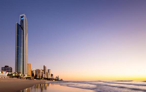 Luxury travel accommodation, The Soul Gold Coast, towers