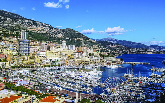 The Hub of Luxury in Southern Europe, Monte Carlo. Visit it with Silversea.