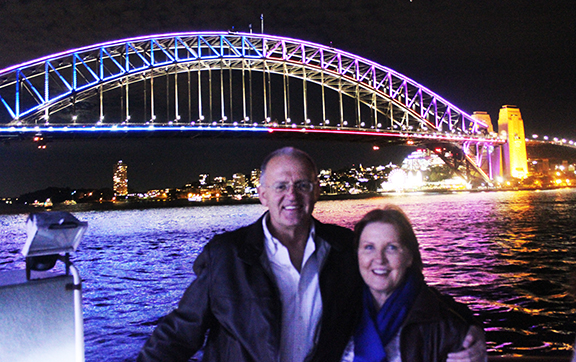 Our Clients Enjoying Vivid
