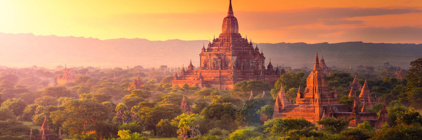 Myanmar in Style, 12 Days Yangon Return with A&K
