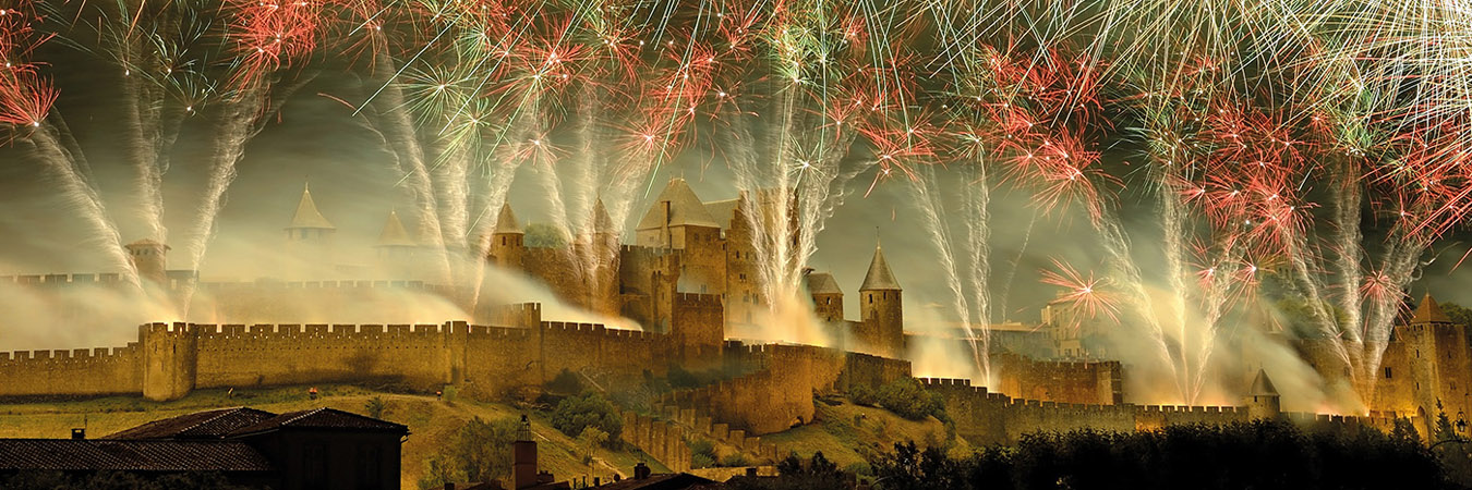Festivals in France, Luxury Canal Cruising