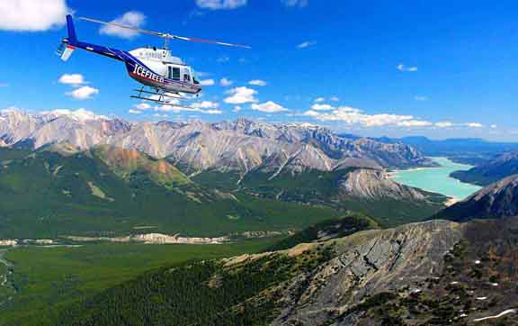 coastal-passages-canadian-rockies-highlights-tour-helicopter-ride