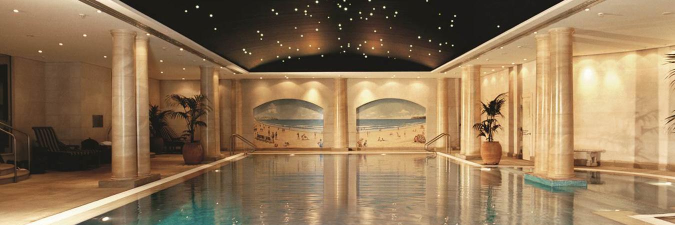 Pool at The Langham, Sydney