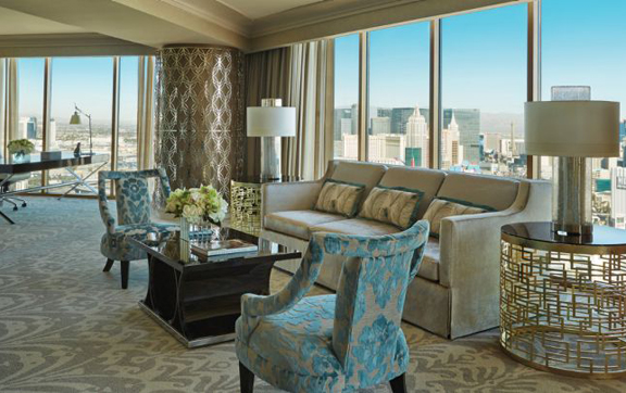 Suites, Four Seasons Hotel Las Vegas