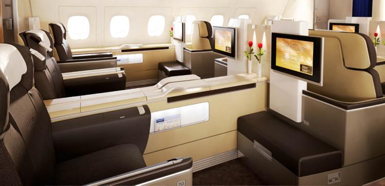 lufthansa first class review firstclass. Black Bedroom Furniture Sets. Home Design Ideas