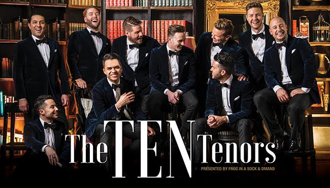 Ten Tenors 2017