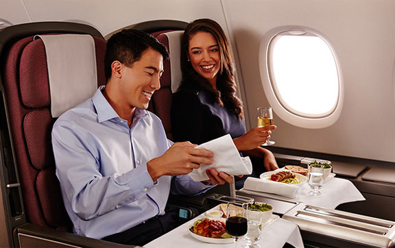 business-class-dining-qantas