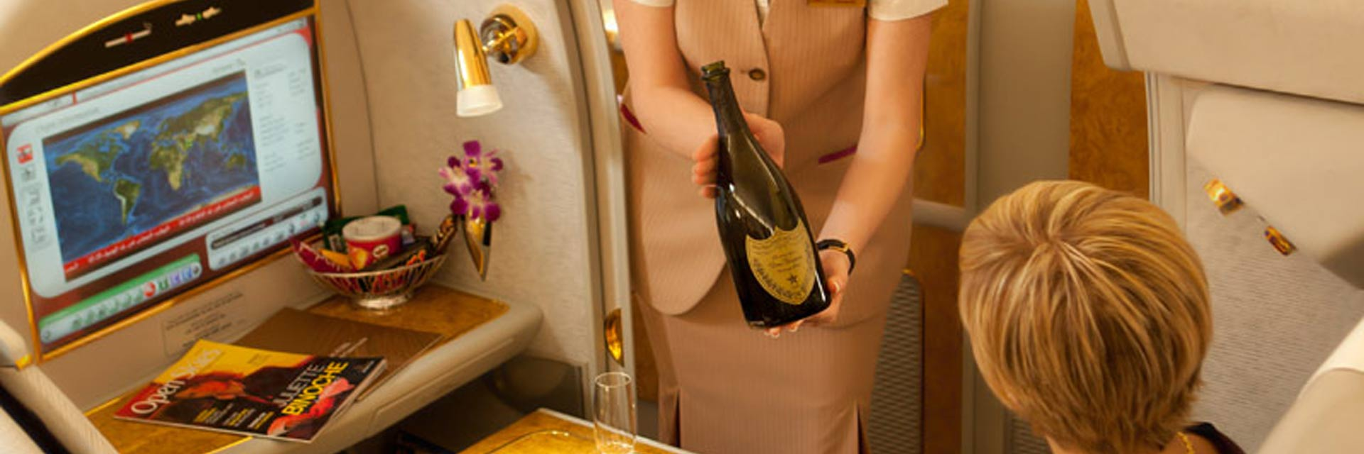 emirates- wine list
