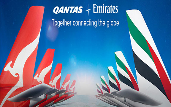 The Qantas & Emirates Alliance
