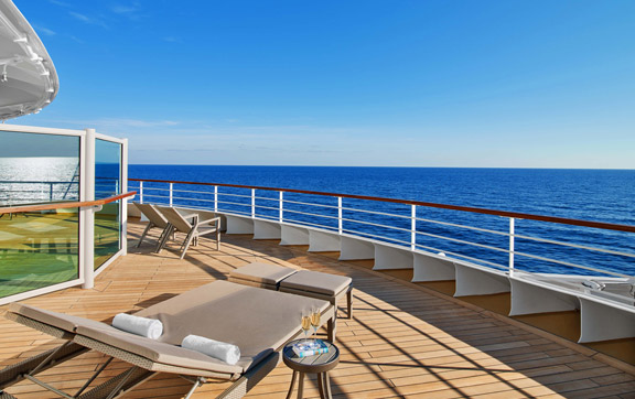 New Seabourn Ovation Joins Dynasty Of Ultra Luxury