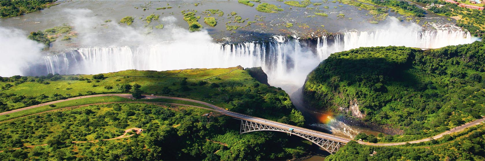 South Africa & Victoria Falls, 9 Days with A&K